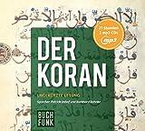 Der Koran - Hörbuch: Ungekürzte Lesung auf 2 mp3-CDs