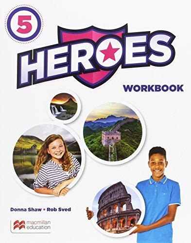 HEROES 5 Ab (SRP&PPK) Pk por Donna Shaw