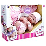 Best JC TOYS Gifts For Newborns - La Newborn Baby Doll Gift Set Girl Review