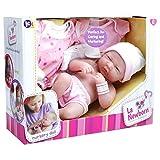 La Newborn Baby Doll Gift Set Girl