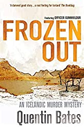 Frozen Out (Gunnhildur Mystery Book 1)