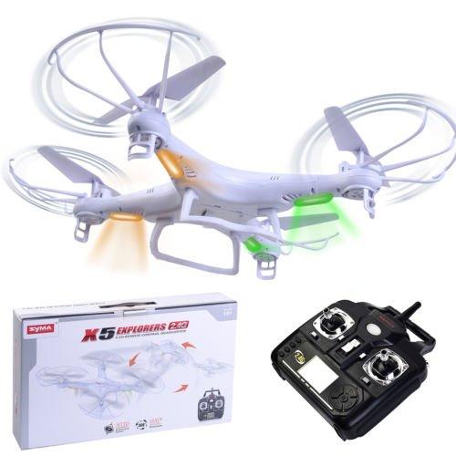 Preisvergleich Produktbild White 360° Syma X5 Explorers 4CH RC Quadcopter Remote Control 6-Axis Gyro New