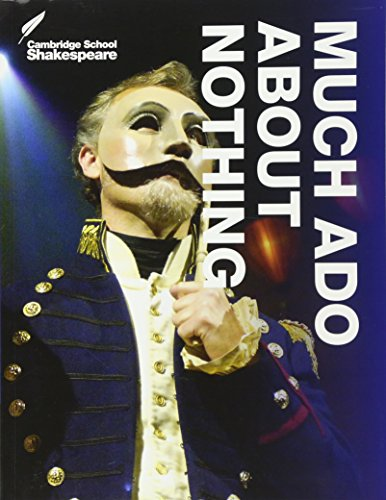 Much ado about nothing (Cambridge School Shakespeare) por William Shakespeare
