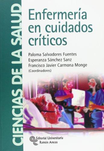 Enfermería en cuidados críticos (Manuales)