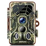 Best Game Cameras - Campark Wildlife Trail Camera HD Waterproof Hunting Cam Review