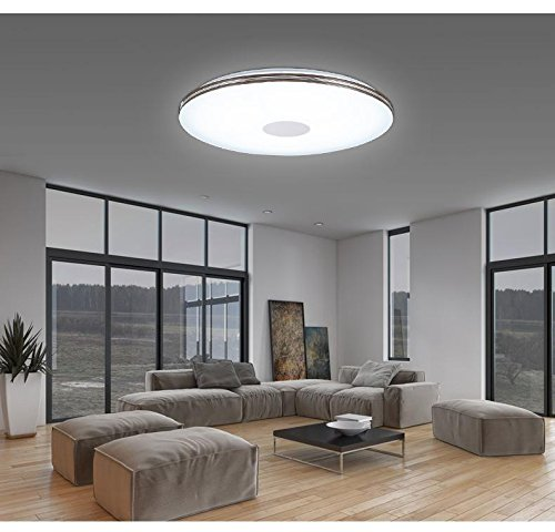 KHSKX Regali Di NataleLED CEILING LAMP Bedroom Lamp Slim Round Simple Heat  And Modern Ceiling Lighting