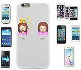 Smartphone Case Apple IPhone 4/ 4S ME and YOU Diss Ich Cool du bist Hässlich Arogant, der wohl schönste Smartphone Sch