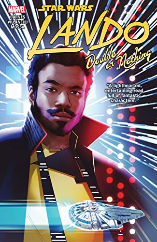 Star Wars: Lando - Double Or Nothing (Star Wars: Lando - Double Or Nothing (2018) Book 1) (English Edition) por Rodney Barnes