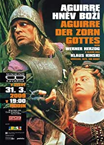 Aguirre: The Wrath of God Affiche du film Poster Movie Aguirre: Le courroux de dieu (27 x 40 In - 69cm x 102cm) Czechoslovakian Style A