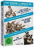 Bud Spencer & Terence Hill - Dreifaches Filmvergnügen in einer Box [3 DVDs]