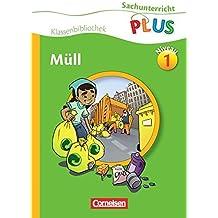 Sachunterricht plus - Grundschule - Klassenbibliothek: Müll