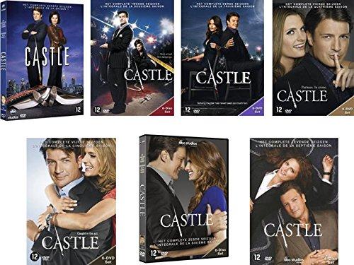 Castle - l'Integrale Saison 1 + 2 + 3 + 4 + 5 + 6 + 7
