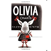 Olivia Counts by Ian Falconer (2002-06-01)