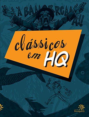 Clássicos em HQ (Portuguese Edition)