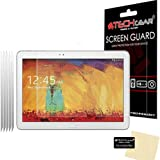 TECHGEAR SM-P600 Series Clear LCD Screen Protectors for Samsung Galaxy Note 10.1 P601/P605 (Pack of 5)
