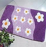 2 Modell Blume Knüpfteppich für Kinder und Erwachsene zum Selber