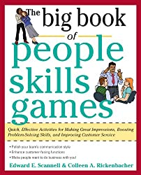 More than 700,000 books sold in the Big Book series! Always say and do the right thing at the right time! Developing the necessary skills critical to teamwork and company success—taught in a fun group format Meeting new people, developing listening s...
