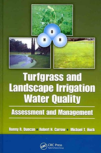 [(Turfgrass and Landscape Irrigation Water Quality : Assessment and Management)] [By (author) Robert N. Carrow ] published on (December, 2008)