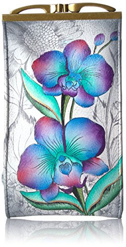 anuschka-peint-a-la-main-de-luxe-en-cuir-1009-double-etui-a-lunettes-floral-fantasy-multicolore-1009
