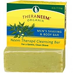 Men's Shaving and Body Bar Soap - 4 oz - Bar Soap