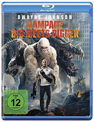 Rampage: Big Meets Bigger [Blu-ray]
