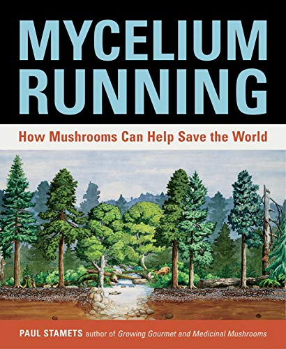 Preisvergleich Produktbild Mycelium Running: How Mushrooms Can Help Save the World: A Guide to Healing the Planet Through Gardening with Gourmet and Medicinal Mushrooms