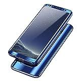 Samsung Galaxy S8 Hülle, 3 in 1 Ultra Dünner PC Harte Case 360 Grad Ganzkörper Schützend Anti-Kratzer Anti-dropping Schutzhülle für Galaxy S8 Plus
