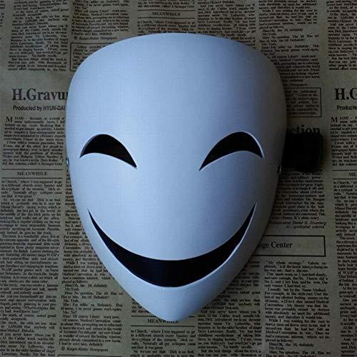 Großes Clown Kostüm Herz - QIAO Halloween Party Requisiten Maskerade Performance liefert Clown Maske