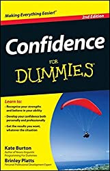 Confidence For Dummies by Kate Burton (2012-07-16)