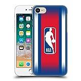 Officiel NBA Gradient De Demi-Teinte Logoman Étui Coque D'Arrière Rigide pour iPhone 7 / iPhone 8