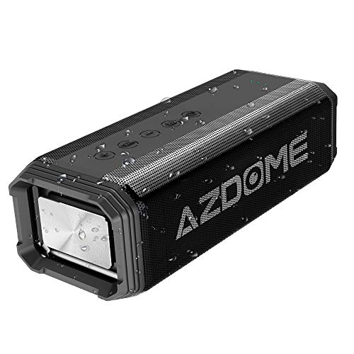 Azdome Altavoz Bluetooth 20W Waterproof IPX7 [15 Horas