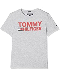 Tommy Hilfiger Jungen T-Shirt Essential Graphic Tee S/S