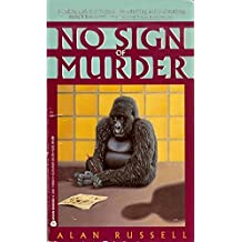 No Sign of Murder by Alan Russell (1993-06-03)