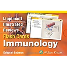 Lippincott Illustrated Reviews Flash Cards: Immunology