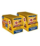 Pedigree Meat Jerky Stix Dog Treats, Barbeque Chicken, 80 g (Pack of 24)