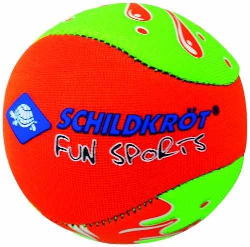 Schildkröt Fun Sports Wave Jumper Ball - Wasserball Aqua Strand Beach Ball 55 mm -