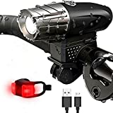 Pawaca LED Fahrradbeleuchtung Set