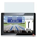 dipos I 2X Schutzfolie matt kompatibel mit Falk Neo 550 Folie Displayschutzfolie