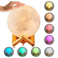 Moon Lamp Rechargeable Moon Light