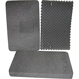 Foam cube transportation protection Alutec 36076Material Foam