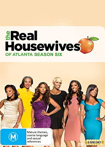The Real Housewives of Atlanta - Season 6 - 6-DVD Set ( ) [ Australische Import ] - Housewives Atlanta Dvd
