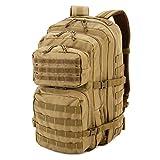 Mochila del ejército de los Estados Unidos, 50 litrosLitros., color - Coyote...