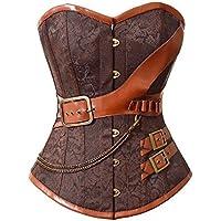 jarlif da donna Gilet Overbust corsetti per vita allenamento Cincher Shaper Royal Ball