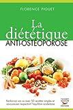 La Diététique anti-ostéoporose