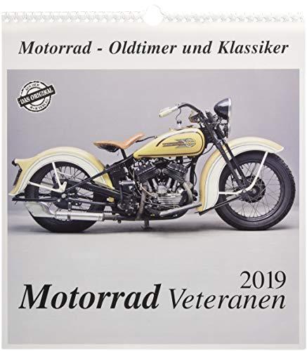 Motorrad Veteranen 2019: Motorrad - Oldtimer und Klassiker