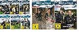 Hubert und Staller - Staffel 1-6 + 2 Spielfilme (die ins Gras beissen/unter Wölfen) im Set - Deutsche Originalware [38 DVDs]