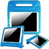 Fintie Nuevo iPad 2017 / iPad Air 2 / iPad Air Funda - Niños Ligero y Super Protective Case Funda Carcasa con Soporte para Apple New iPad 9.7 Pulgadas 2017 Versión / iPad Air 2 1, Azul