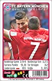 Teepe 23202 Sportverlag FC Bayern München Quartett 16/17