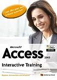 Microsoft Access 2003: Interactive Training (PC) -