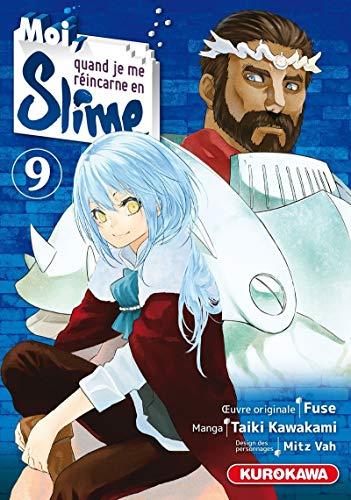 Moi, quand je me réincarne en slime - tome 09 (09) par FUSE